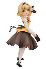 Is the Order a Rabbit PVC Soška 1/7 Syaro (Cafe Style) 21 cm