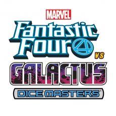 Marvel Dice Masters: Fantastic Four vs Galactus Anglická Verze