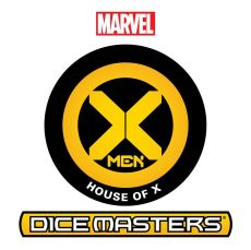 Marvel Dice Masters: House of X Draft Packs Display (8) Anglická Verze