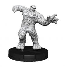 Marvel HeroClix Deep Cuts Unpainted Miniature The Thing Case (4)