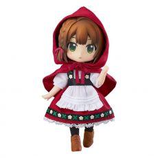 Original Character Nendoroid Doll Akční Figure Little Red Riding Hood: Rose 14 cm