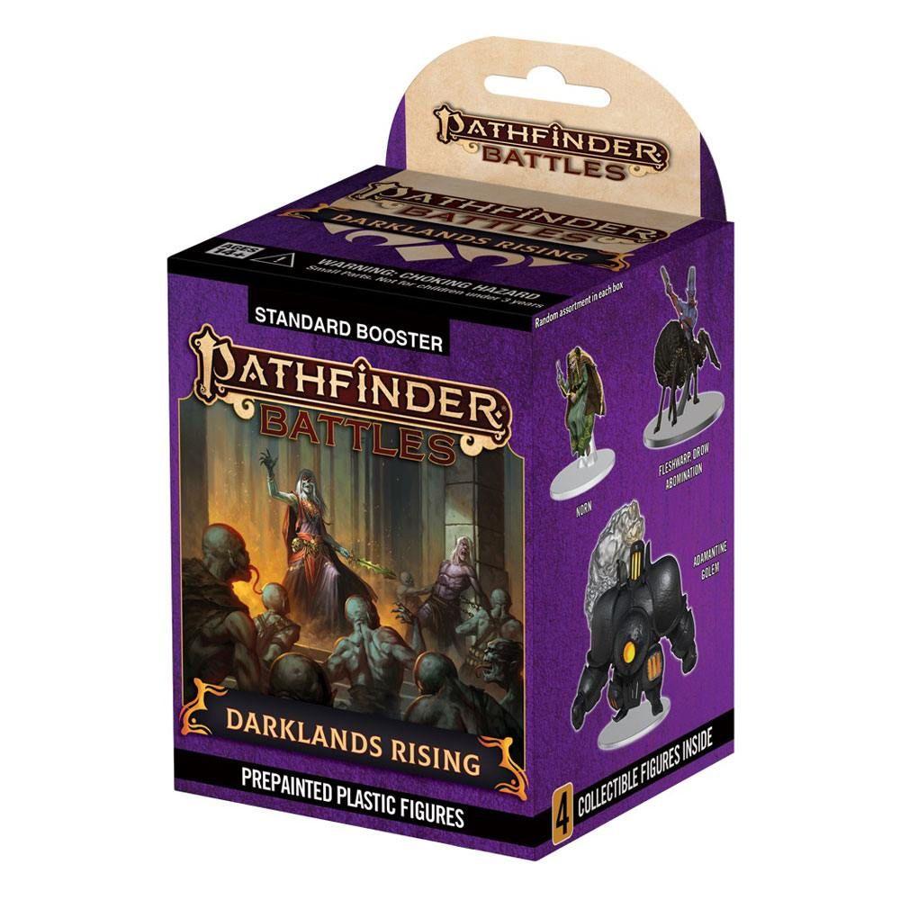 Pathfinder Battles: Darklands Rising Booster Brick (8) Wizkids