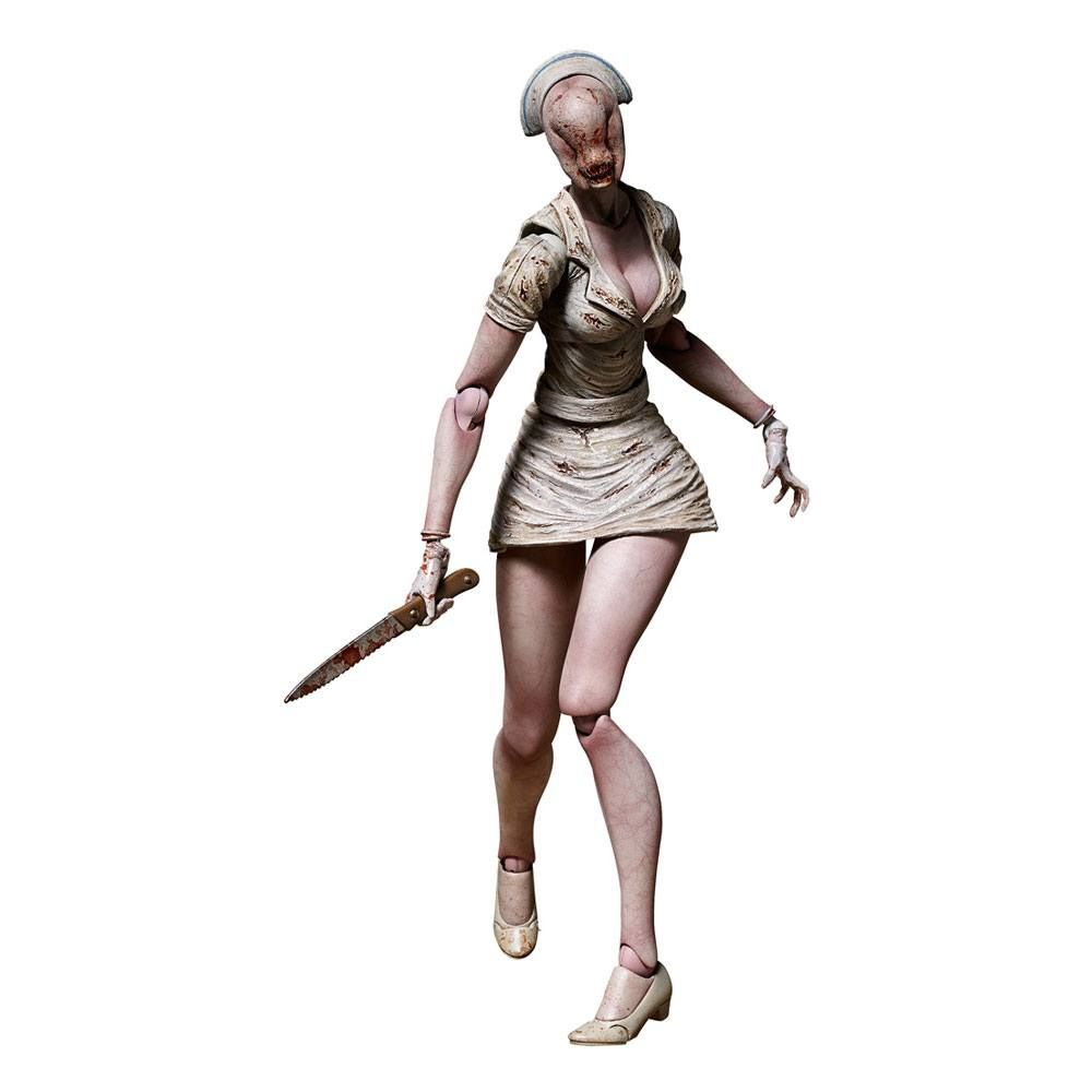Silent Hill 2 Figma Akční Figure Bubble Head Nurse 15 cm FREEing