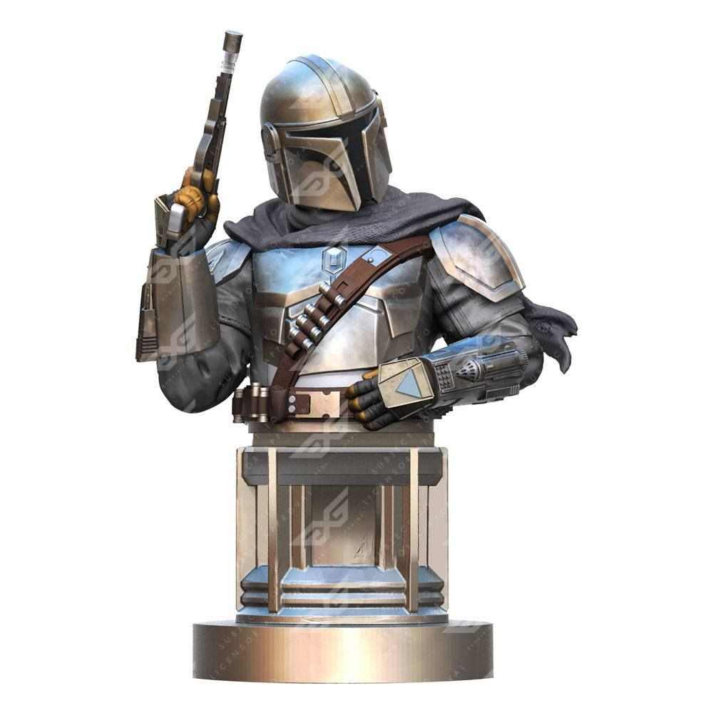 Star Wars The Mandalorian Cable Guy The Mandalorian 20 cm Exquisite Gaming