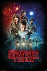 Stranger Things Plakát Pack One Sheet 61 x 91 cm (5)