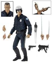 Terminator 2 Akční Figure Ultimate T-1000 (Motorcycle Cop) 18 cm