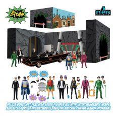 Batman Classic TV Series 5 Points Akční Figures Deluxe Box Set Batman (1966) 9 cm