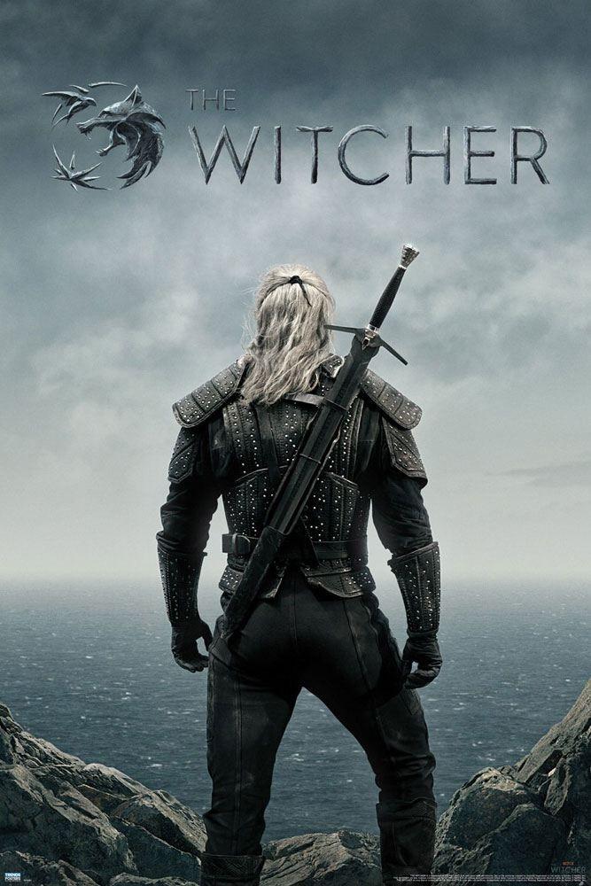 The Witcher Plakát Pack Teaser 61 x 91 cm (5) GB eye