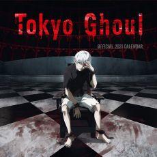 Tokyo Ghoul Kalendář 2021 Anglická Verze