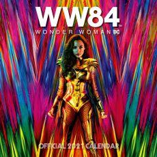 Wonder Woman 1984 Kalendář 2021 Anglická Verze
