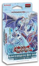Yu-Gi-Oh! Structure Deck Freezing Chains Display (8) Anglická Verze