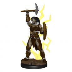 D&D Icons of the Realms Premium Miniature pre-painted Goliath Barbarian Female Case (6)