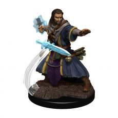 D&D Icons of the Realms Premium Miniature pre-painted Human Wizard Male Case (6)