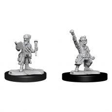 D&D Nolzur's Marvelous Miniatures Unpainted Miniatures Gnome Artificer Male Case (6)