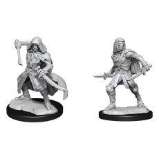 D&D Nolzur's Marvelous Miniatures Unpainted Miniatures Warforged Rogue Case (6)