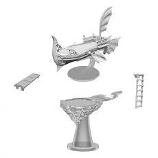 D&D Nolzur's Marvelous Miniatures Unpainted Miniatures Set Skycoach