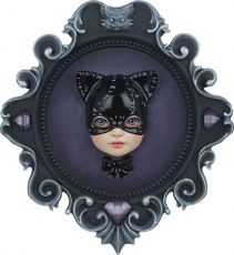 DC Comics Nástěnná Hanging Catwoman 32 cm