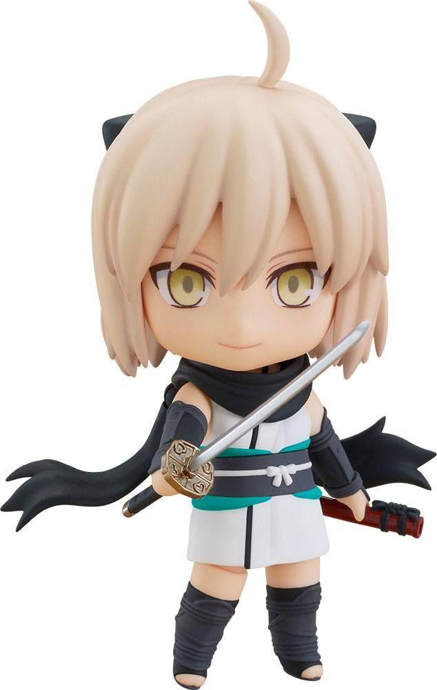 Fate/Grand Order Nendoroid Akční Figure Saber/Okita Souji 10 cm Good Smile Company
