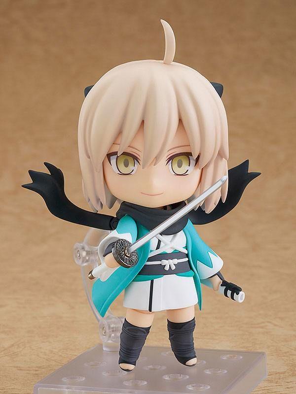 Fate/Grand Order Nendoroid Akční Figure Saber/Okita Souji Ascension Ver. 10 cm Good Smile Company