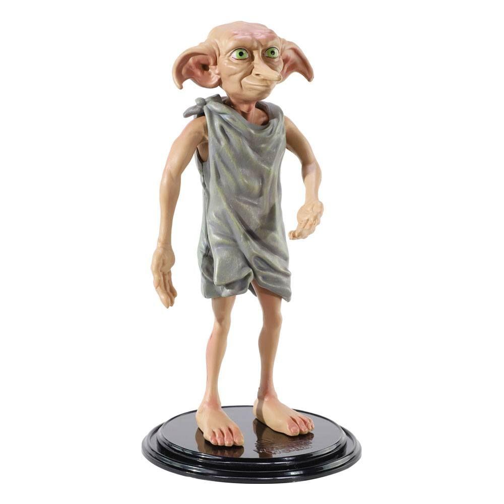 Harry Potter Bendyfigs Ohebná Figure Dobby 19 cm Noble Collection