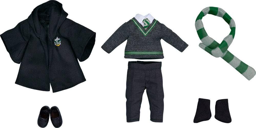 Harry Potter Parts for Nendoroid Doll Figures Outfit Set (Slytherin Uniform - Boy) Good Smile Company