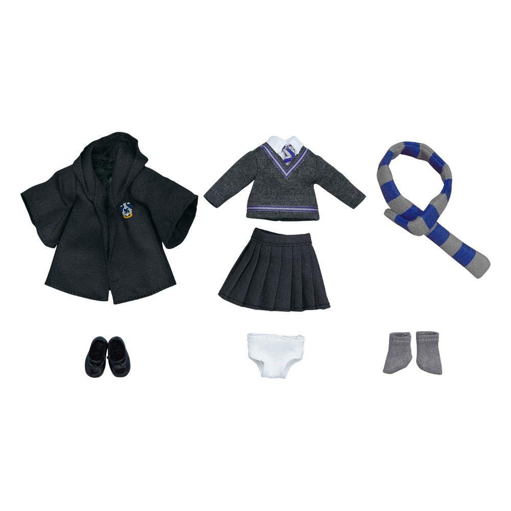 Harry Potter Parts for Nendoroid Doll Figures Outfit Set (Ravenclaw Uniform - Girl) Good Smile Company