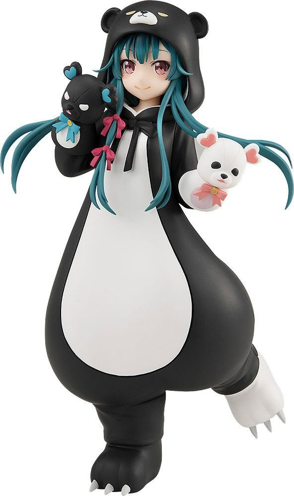 Kuma Kuma Kuma Bear Pop Up Parade PVC Soška Yuna 17 cm Good Smile Company