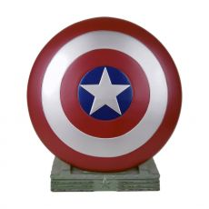 Marvel Coin Pokladnička Captain America Shield 25 cm