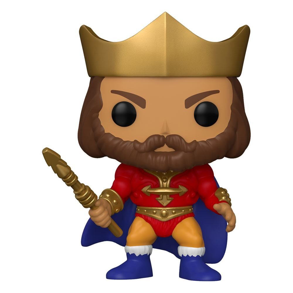 Masters of the Universe POP! Animation vinylová Figure King Randor 9 cm Funko