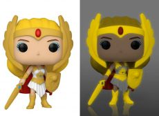 Masters of the Universe POP! Disney vinylová Figure Specialty Series Classic She-Ra (Glow) 9 cm