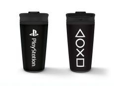 Sony PlayStation Cestovní Hrnek Onyx