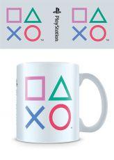 Sony PlayStation Hrnek Shapes