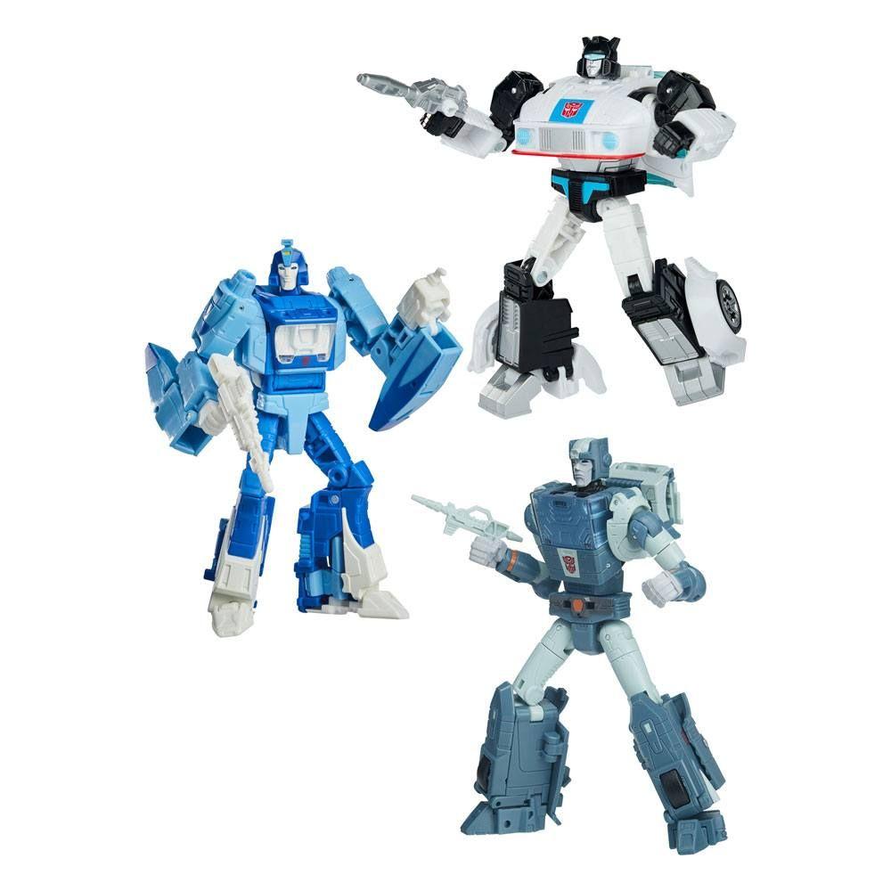 Transformers Studio Series Deluxe Class Akční Figures 2021 Wave 1 Sada (8) Hasbro