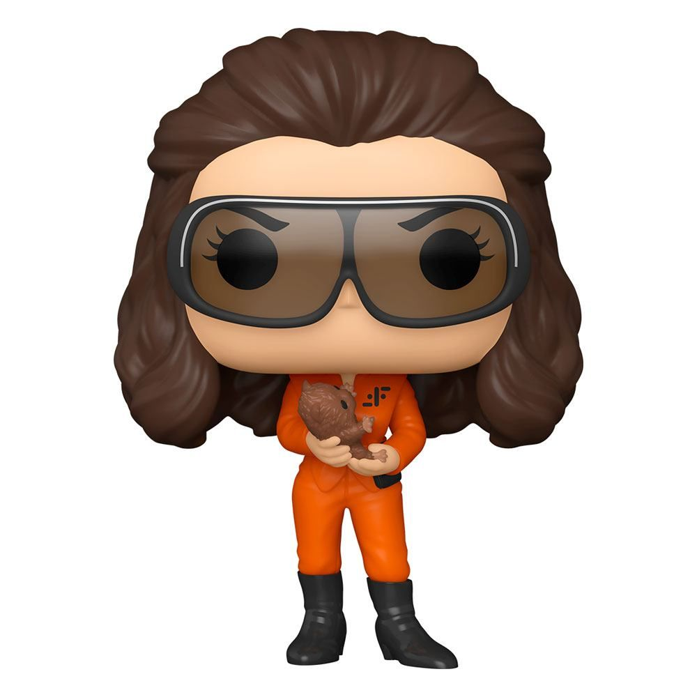 V POP! TV vinylová Figure Diana in Glasses w/Rodent 9 cm Funko