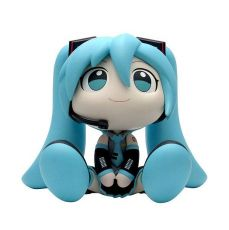 Character Vocal Series 01: Hatsune Miku Binivini Baby Soft vinylová Figure Hatsune Miku 13 cm