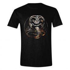 Cobra Kai Tričko Metal Velikost M