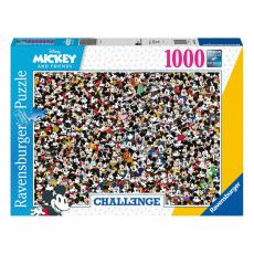 Disney Challenge Jigsaw Puzzle Mickey Mouse (1000 pieces)