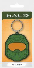 Halo Gumový Přívěsky na klíče Master Chief 6 cm Case (10)