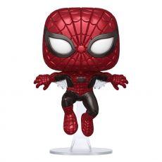 Marvel 80th POP! Marvel vinylová Figure Spider-Man (First Appearance) (Metallic) 9 cm
