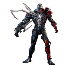Marvel's Spider-Man: Maximum Venom Artist Kolekce Akční Figure 1/6 Venomized Iron Man 35 cm