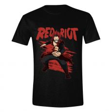 My Hero Academia Tričko Red Riot Velikost M