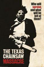 Texas Chainsaw Massacre Plakát Pack Who Will Survive? 61 x 91 cm (5)
