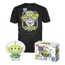 Toy Story POP! & Tee Box Alien As Buzz Velikost L
