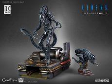 Alien Soška 1/3 Alien Warrior Deluxe 74 cm