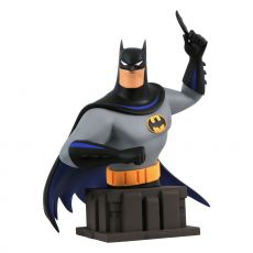 Batman The Animated Series Bysta Batman with Batarang 18 cm