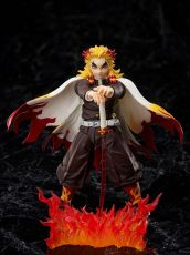 Demon Slayer: Kimetsu no Yaiba The Movie: Mugen Train Akční Figure 1/12 Kyojuro Rengoku 15 cm