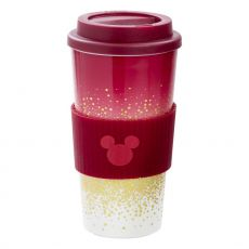 Disney Cestovní Hrnek Mickey Berry Glitter