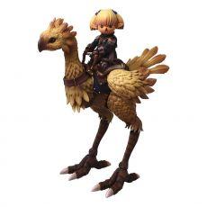 Final Fantasy XI Bring Arts Akční Figures Shantotto & Chocobo 8 - 18 cm