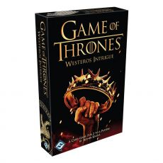 Game of Thrones Card Game Westeros Intrique Anglická Verze