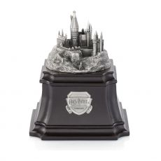 Harry Potter Pewter Collectible Music Box Bradavice 15 cm